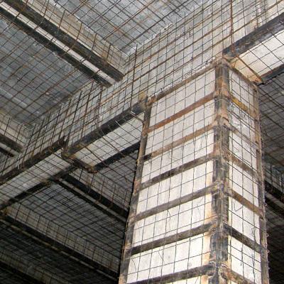 Усиление строительных конструкций в Москве
