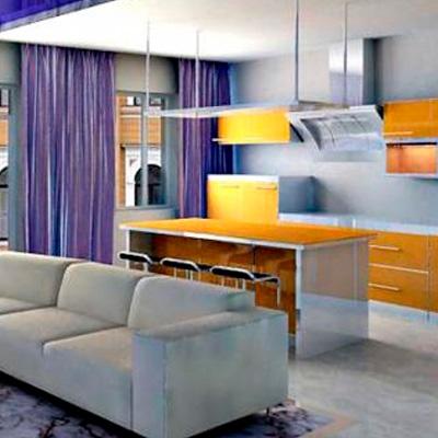 Профессиональный дизайн проект комнаты