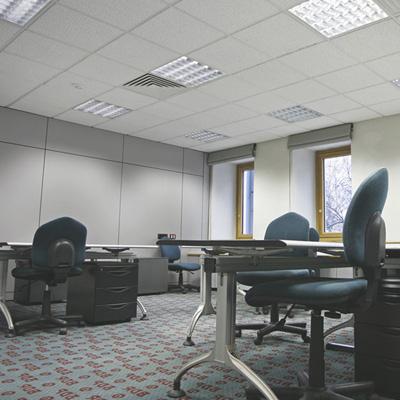 Доступная отделка офисов класса С