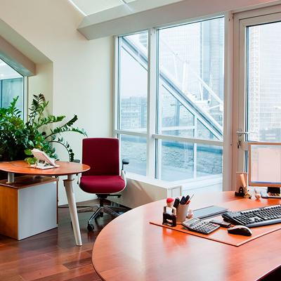 Доступный ремонт и отделка офисов в Москве